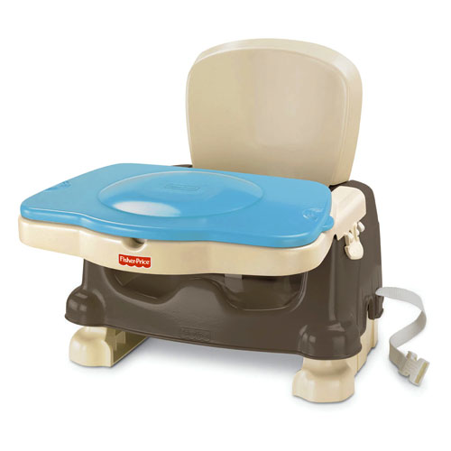 Fisher Price Deluxe Booster Seat - Just Take The Kids