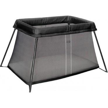 baby bjorn light travel cot just take the kids. Black Bedroom Furniture Sets. Home Design Ideas