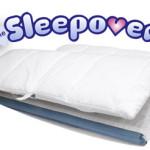 the sleepover portacot mattress