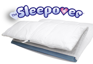 The Sleepover Padded Fitted Sheet For Portacots Just